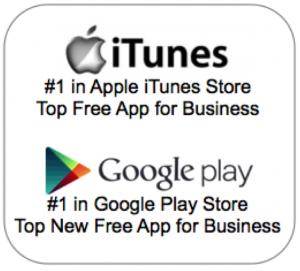 #1 in app store