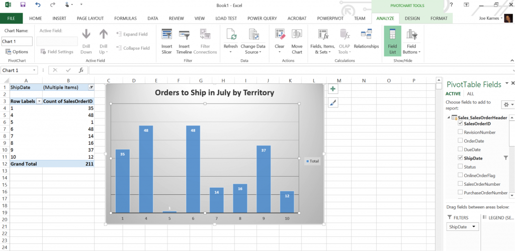 Adding a new data source in Power BI