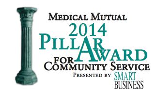 2014 Pillar Award