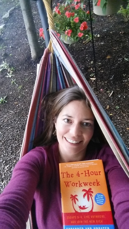 4 Hour Workweek_Carmen Fontana