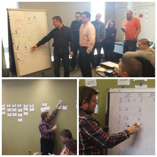 Agile Training 2015 Collage