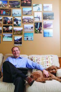 President Larry English talks Virtual Office
