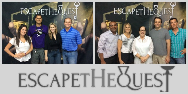 EscapeTheQuest Collage
