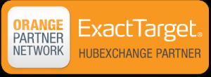 ExactTarget Hub Exchange Partner logo