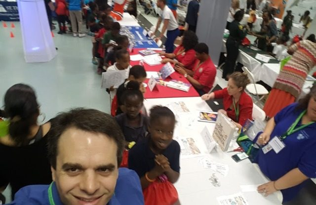 Ilan Teaches Students Technology Jobs