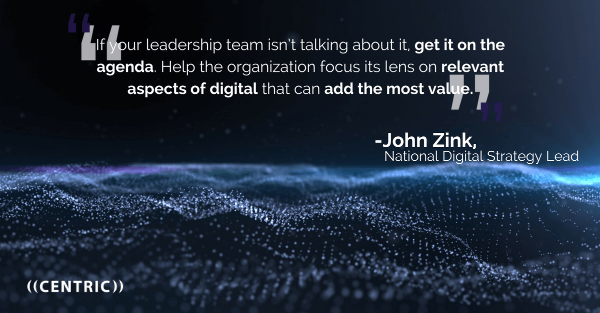 Digital Leadership and Strategy Importance