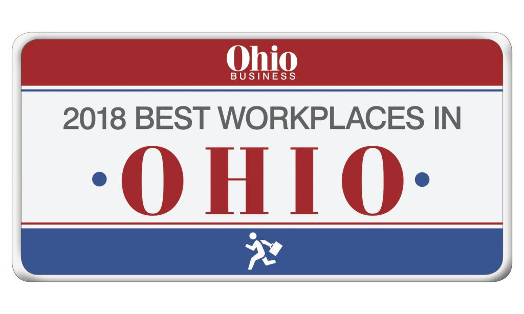 2018 Best Workplaces in Ohio