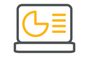 Reporting and Visualization icon