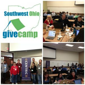 Centric Cincinnati Gives Back in Southwest Ohio GiveCamp