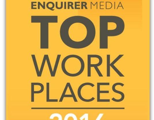 Top 100 Workplaces Cincinnati 2016