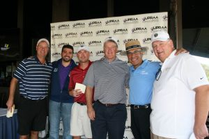 UPRAA Charity Golf Tournament - Winnning team