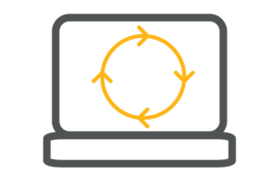 Centric Applicatin Lifecycle Management Icon