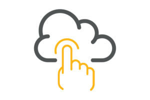 Centric Cloud Innovation Icon