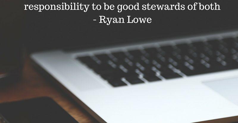 Practice Responsible Stewardship