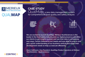 Centric_QUALMAP Data Management Case Study