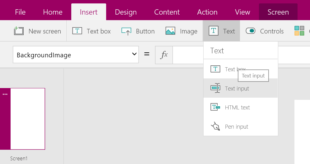 Microsoft PowerApps – Hands-on Part 1