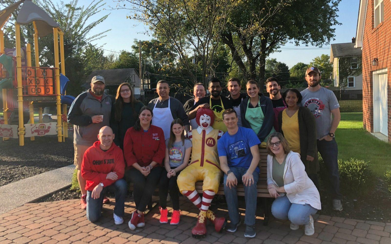 Blog Ronald McDonald Columbus