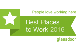 2016 Glassdoor Accolade
