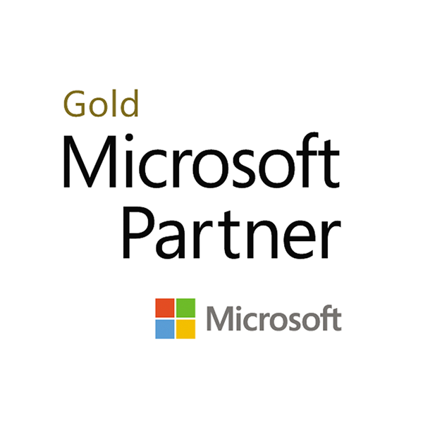 Microsoft Gold Partner Trustbar