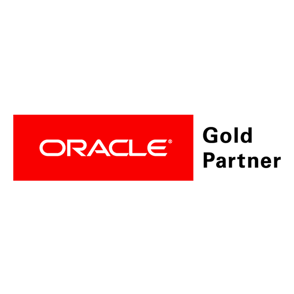 Oracle Gold Logo Trustbar
