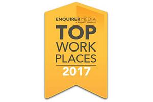 Top Places Trustbar