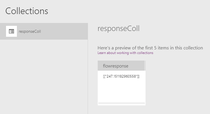 PowerApps Flow Screen 12