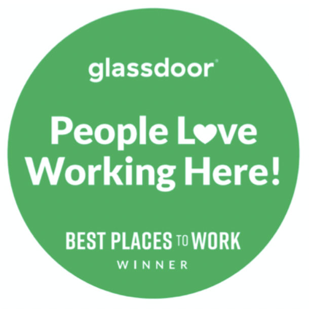 Glassdoor Award Icon