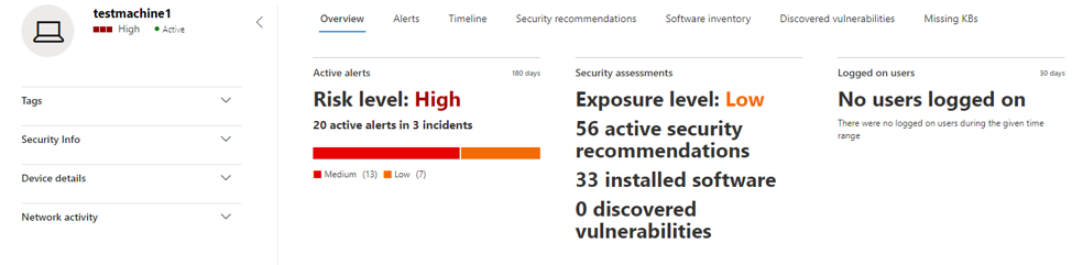 Microsoft Defender Advance Threat Protection