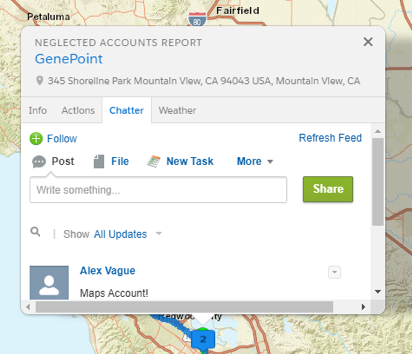 Salesforce Maps 5