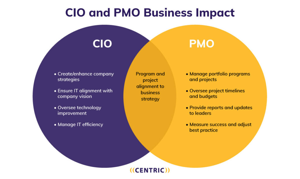 CIO and PMO